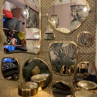 Miroirs en laiton COSY